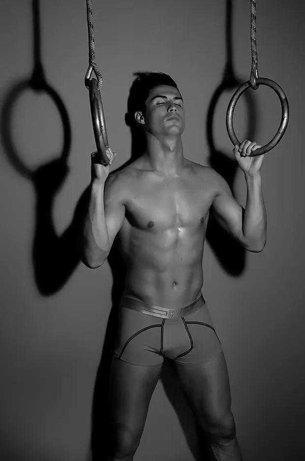 Cristiano Ronaldo (Foto: Reprodução/Jorge Monteiro)
