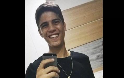 Miguel Brendo Pontes Simões, 21 anos, operador de transmissão (Foto: Reprodução/Facebook)
