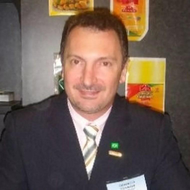 Geraldo Denardi é sócio da empresa Videplast (Foto: Reprodução/Redes sociais)