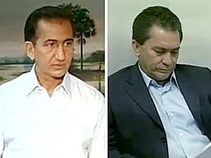 O ex-governador do Amapá Waldez Góes (PDT) e seu sucessor no cargo, Pedro Paulo Dias (PP), presos em operação da PF (Foto: Rede Globo/Reprodução)