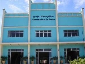 Assembleia de Deus na PB foi fundada na cidade de Alagoa Grande, em 1918 (Foto: Divulgação/Assembleia de Deus)