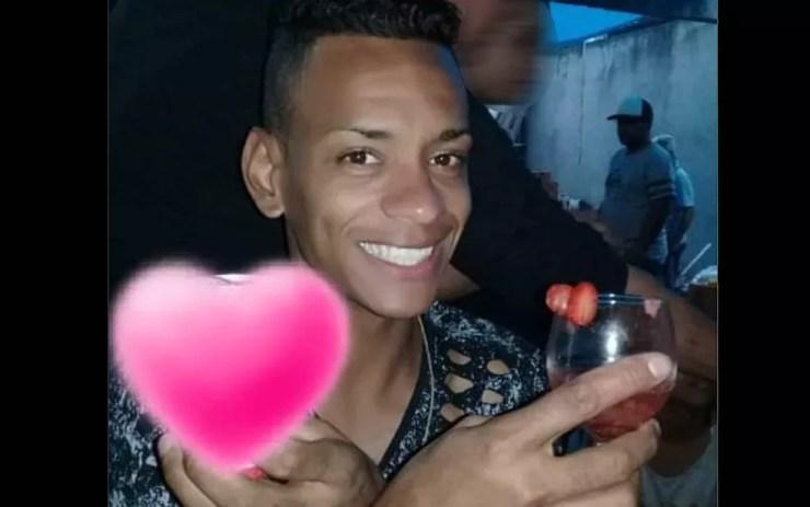 Cabeleireiro morto na Paulista — Foto: Arquivo pessoal