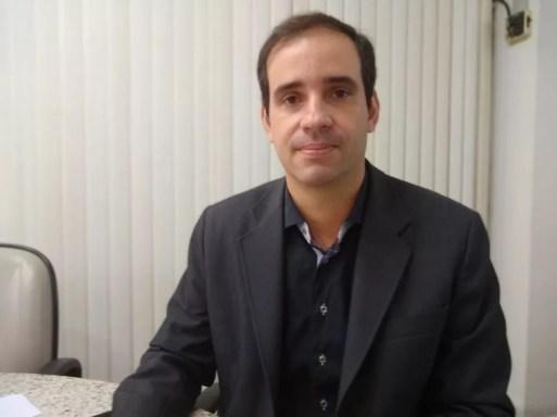 Carlos Eduardo Xavier, secretário de Tributação do Rio Grande do Norte — Foto: Igor Jácome/G1