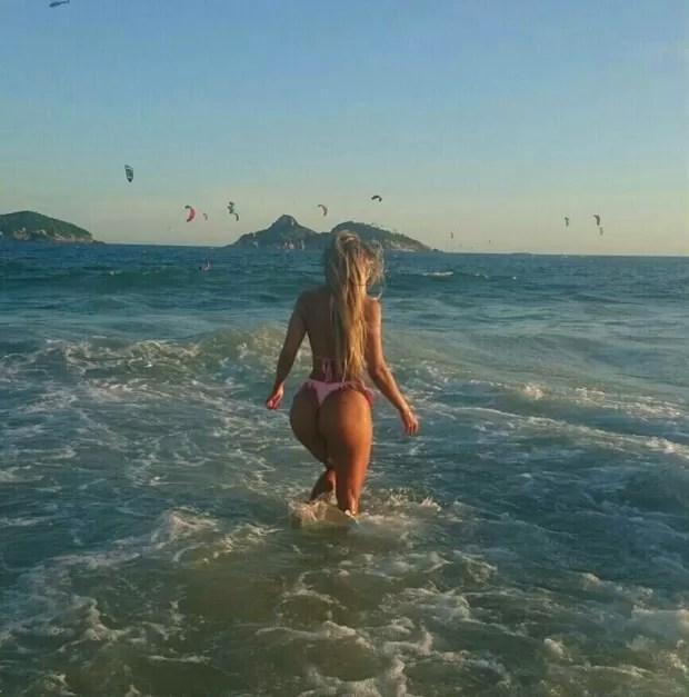 Dani Vieira (Foto: Reprodução)