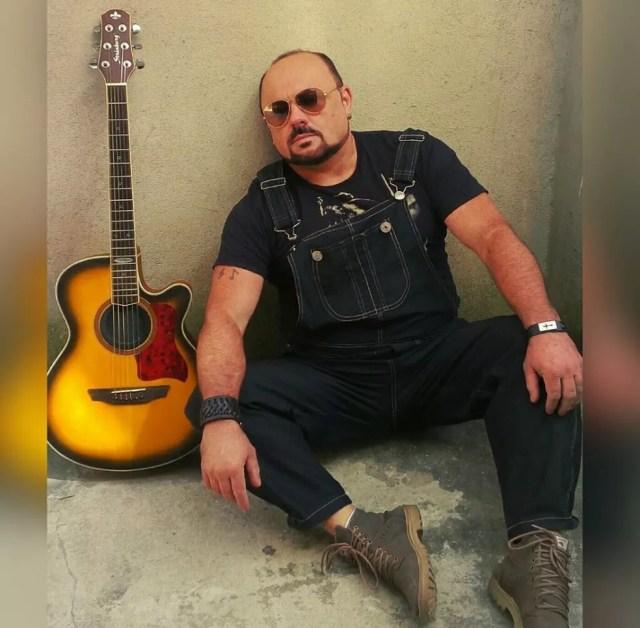 Músico Carlinhos Meninja (Foto: Arquivo Pessoal)