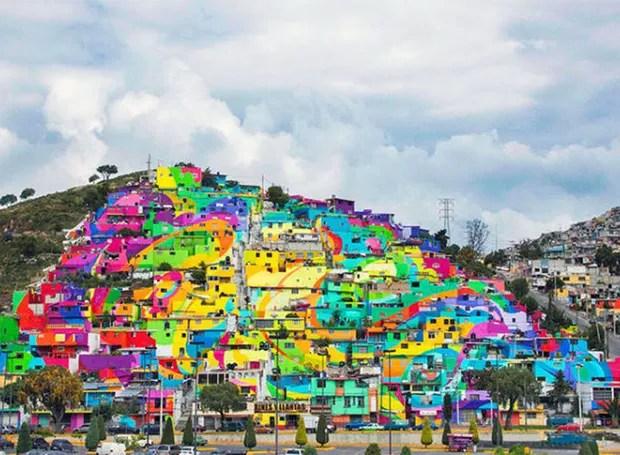 Palmitas, México (Foto: Reprodução / House Beautiful)