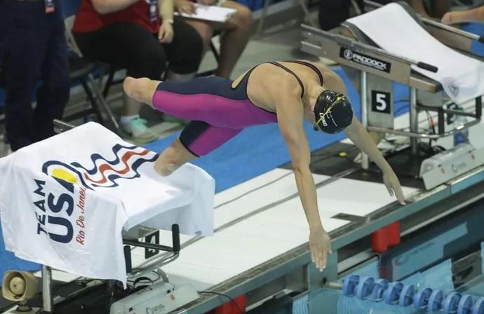 Jessica Long natação (Foto: Getty Images)