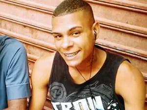 Suspeito de matar universitário em fevereiro foi preso em Santos, SP (Foto: Reprodução/Facebook)