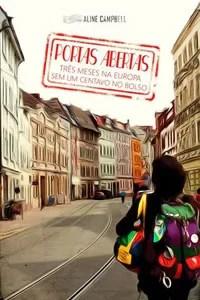 A capa do livro de Aline Campbell (Foto: Reprodução/Aline Campbell)