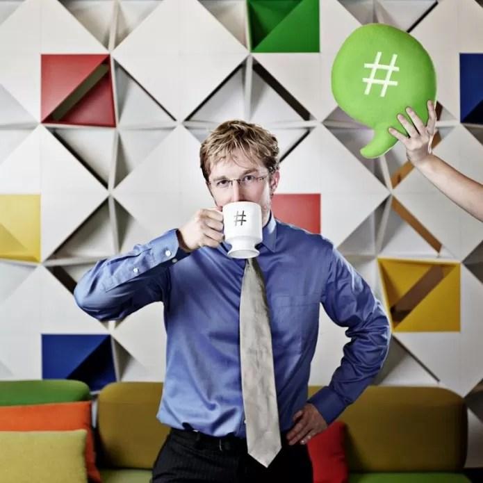 Chris Messina, criador da hashtag (Foto: Reprodução/chrismessina.me)