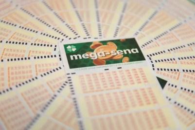 Mega-Sena: concurso 2.148 aconteceu neste sábado (4) — Foto: Marcelo Brandt/G1