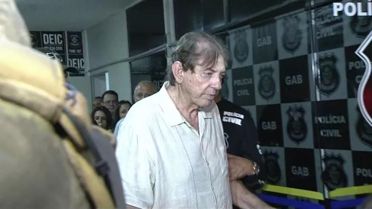 João de Deus — Foto: Reprodução/TV Globo