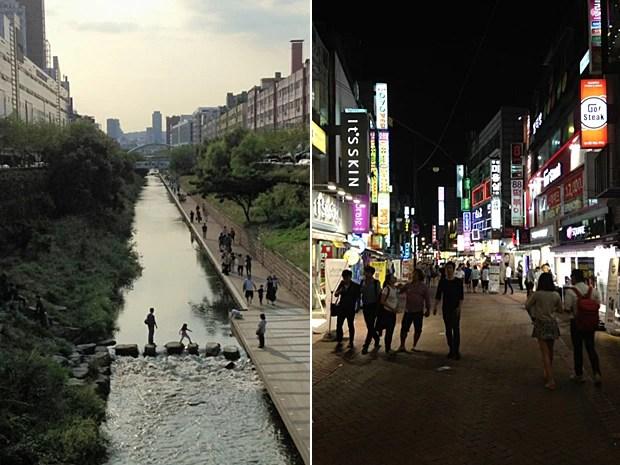 Coreia do Sul (Foto: Alissa Haupt/Arquivo pessoal)