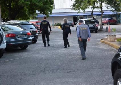 'Operação Mata MNOrte'1 teve mais uma fase deflagrada na manhã desta sexta-feira (29), no Recife (Foto: Polícia Federal/Divulgação)