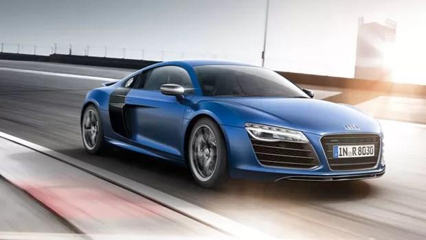 Audi R8 V10 Plus  (Foto: Audi )