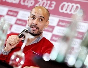 Guardiola coletiva Bayern de Munique (Foto: EFE)