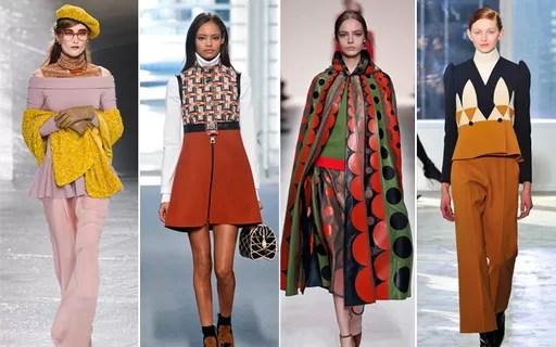 Aposte na tendência dos anos 70 e entre no flashback fashion - Revista  Glamour | Tendências
