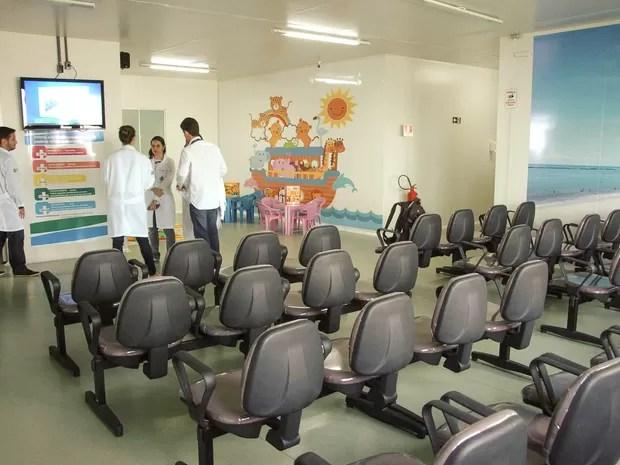 UPA foi inaugurada no Benedito Bentes (Foto: Marco Antônio/Secom)