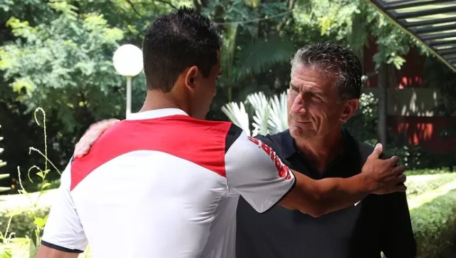Bauza Kardec São Paulo (Foto: Erico Leonan / site oficial do São Paulo FC)