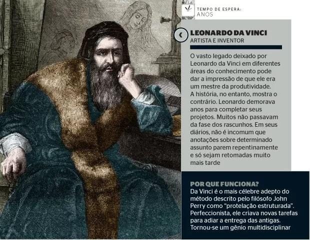 Leonardo Da Vinci Artista e inventor  (Foto: Getty Images/Universal Images Group)