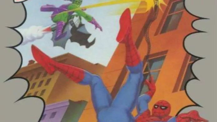 Spider-Man (Foto: Divulgação/Parker Brothers)