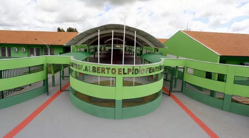 Escolas da rede estadual de MS vão continuar com aulas remotas no início do ano letivo de 2021 — Foto: Edemir Rodrigues/Subsecom