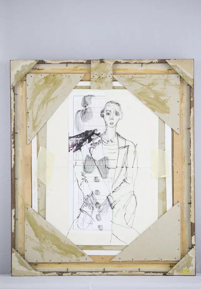 Obra da exposição de Antonio Marras (Foto: Reprodução)