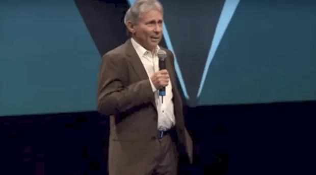 Vilmar Ferreira, presidente do Grupo Aço Cearense (Foto: reprodução/youtube)