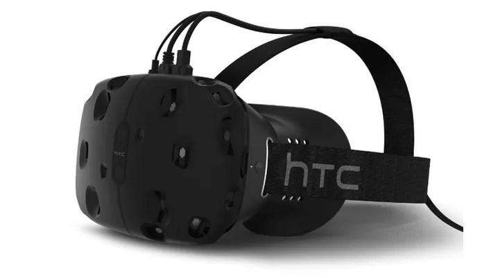 HTC Vive, óculos de realidade virtual, é adiado para 2016 (Foto: Divulgação) (Foto: HTC Vive, óculos de realidade virtual, é adiado para 2016 (Foto: Divulgação))