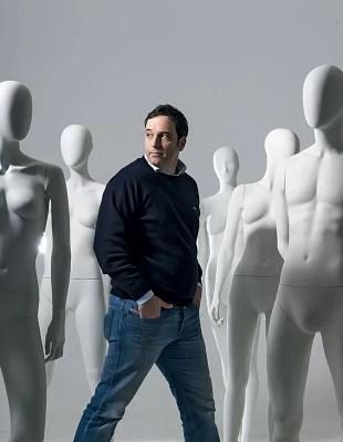 José Worcman (Foto: Gabriel Rinaldi; Produção: Ana Paula Amaral; Agradecimentos: My Store Brasil)