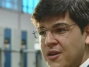 Benedito Oliveira Neto, o Bené, empresário ligado a Fernando Pimentel (Foto: Reprodução/TV Globo)
