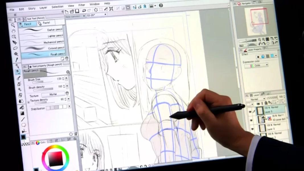 Clip Studio Paint Download TechTudo