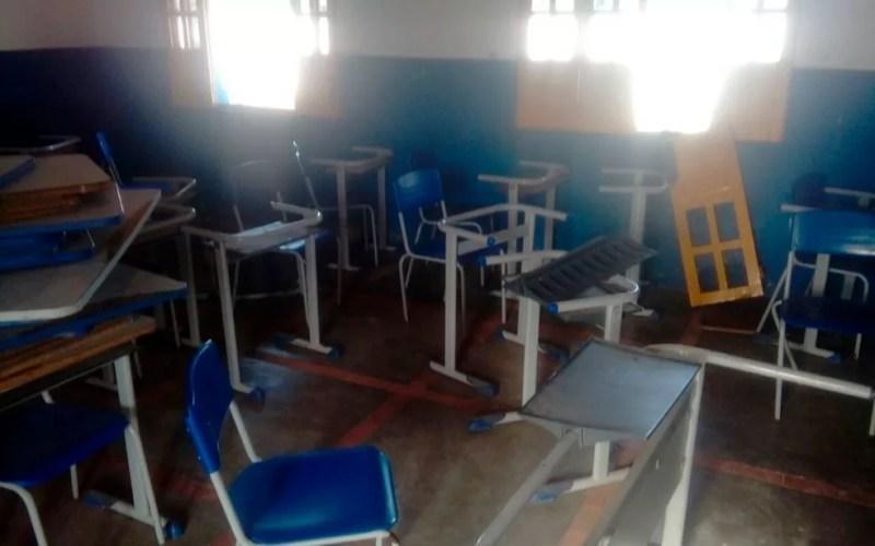De acordo com a escola, instituição vai funcionar normalmente na segunda-feira (Foto: ASCOM/Prefeitura Municipal de São Gonçalo dos campos)