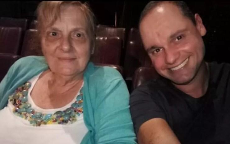 Ester Solomovici e José Ricardo se conheciam há 18 anos e frequentavam teatros, cinemas e musicais — Foto: Arquivo pessoal