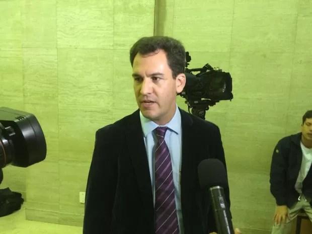 Advogado Ariel de Castro Alves, membro do Conselho Estadual de Direitos Humanos (Foto: Roney Domingos/G1)