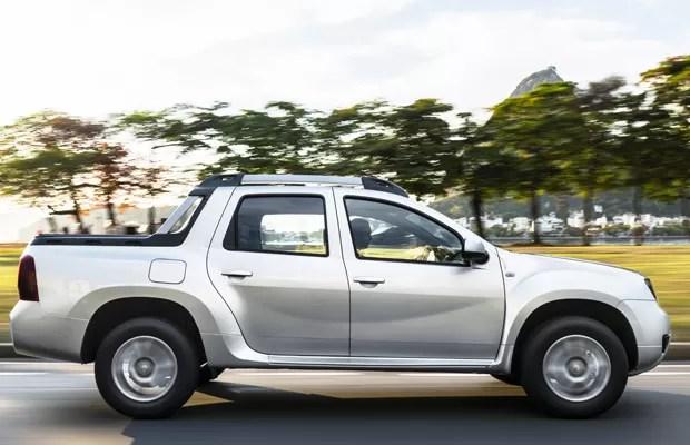 Renault Duster Oroch (Foto: Divulgação)