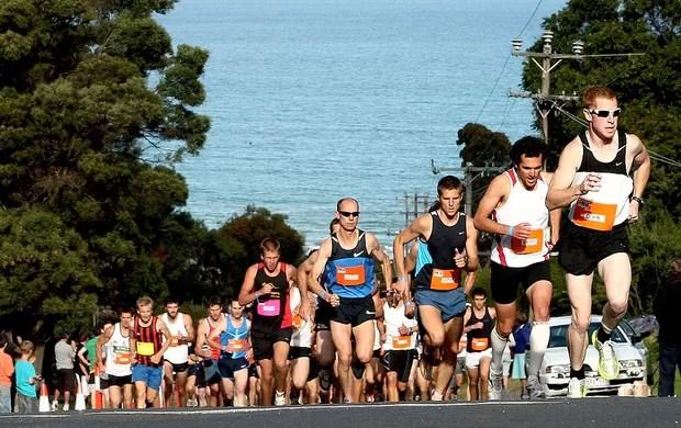 atletas corrida ladeira Eu Atleta (Foto: Getty Images)