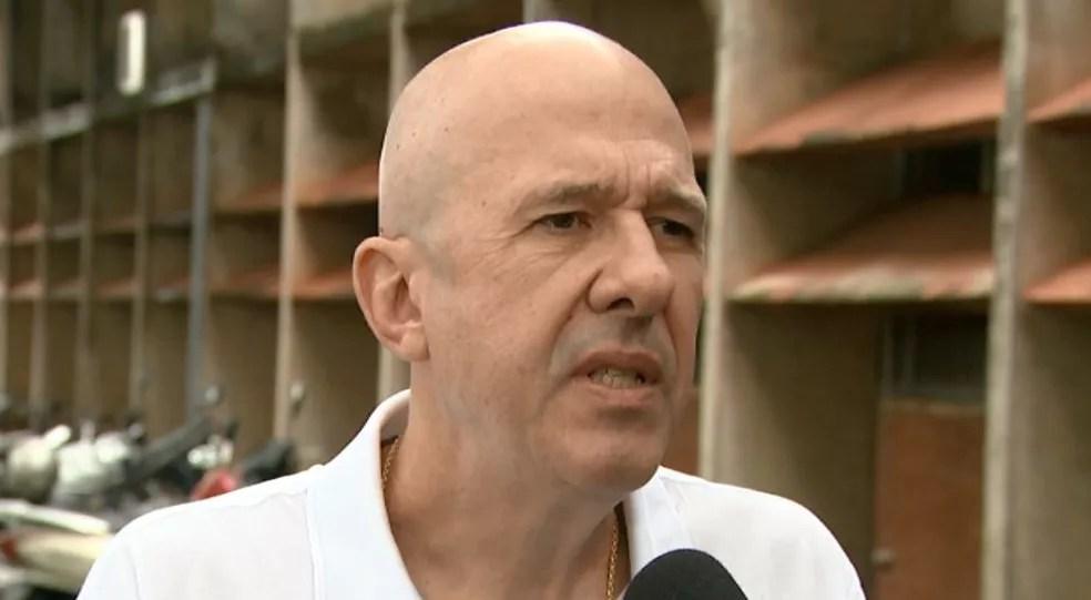 O médico e professor da Unesp de Araraquara, Rodolpho Telarolli — Foto: Rodrigo Sargaço/ EPTV