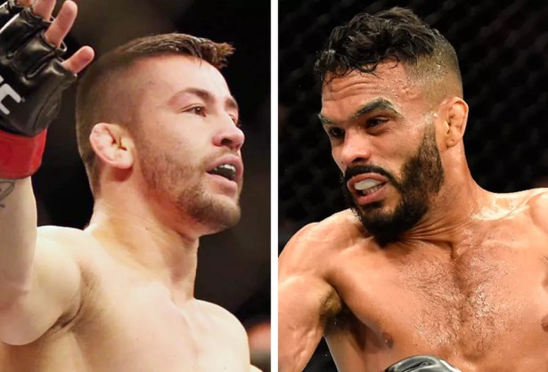 Image result for Pedro Munhoz vs. Rob Font