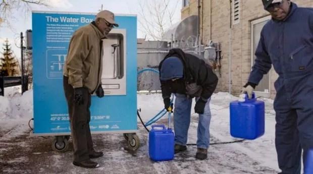Por enquanto, a empresa está focada na cidade de Flint, nos EUA (Foto: Divulgação)
