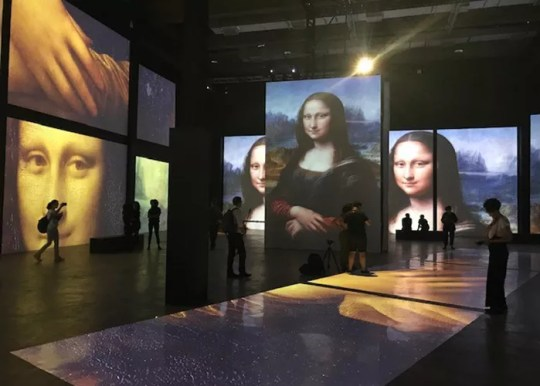 Exposição comemora 500 anos da genialidade de Leonardo da Vinci - Revista  Galileu | Cultura