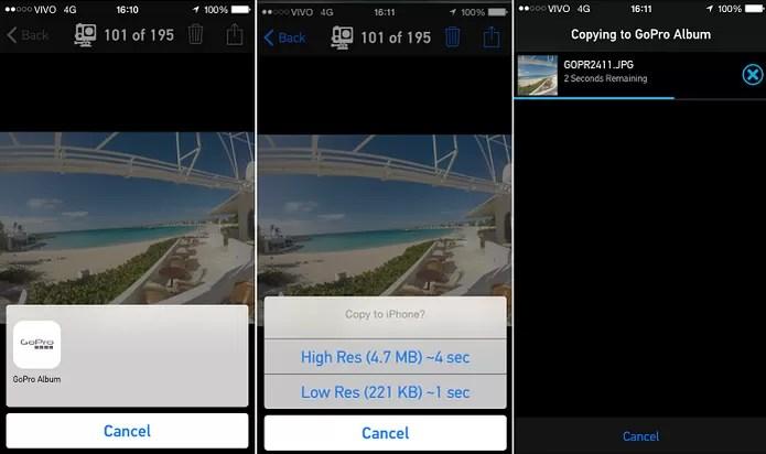 Escolha foto e salve no seu telefone (Foto: Reprodução/Aline Jesus) (Foto: Escolha foto e salve no seu telefone (Foto: Reprodução/Aline Jesus))