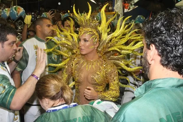 Claudia Leitte (Foto:  Marcos Ferreira / photo rio news)