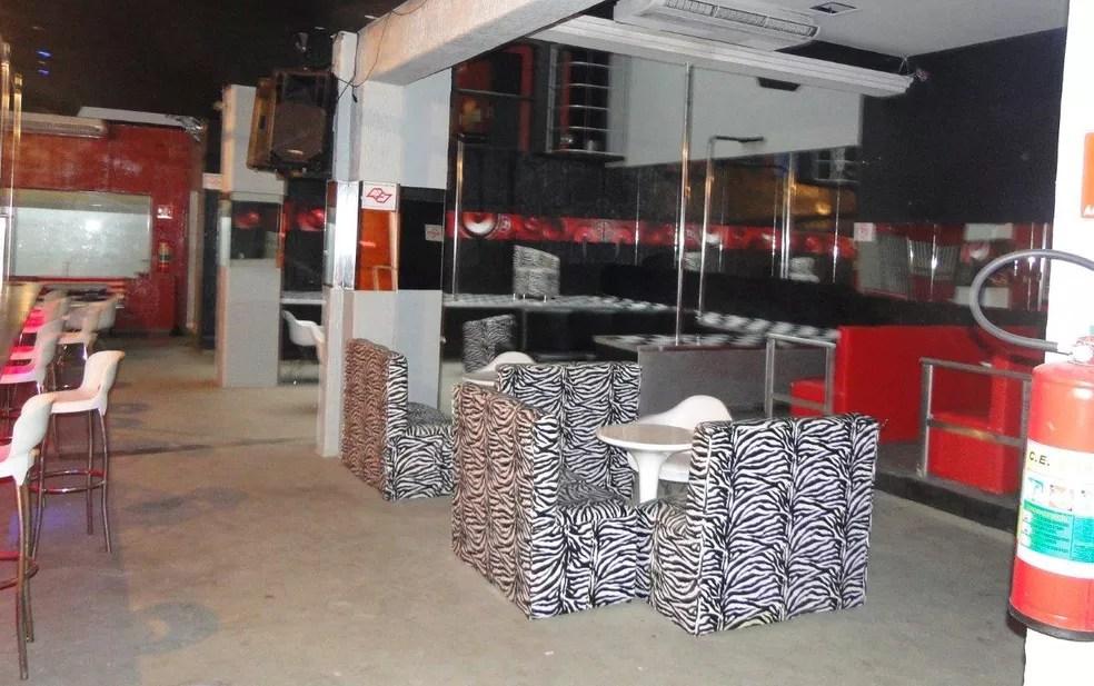 Empresários mantinham casas de prostituição com aval de policiais (Foto: Divulgação/Ministério Público)