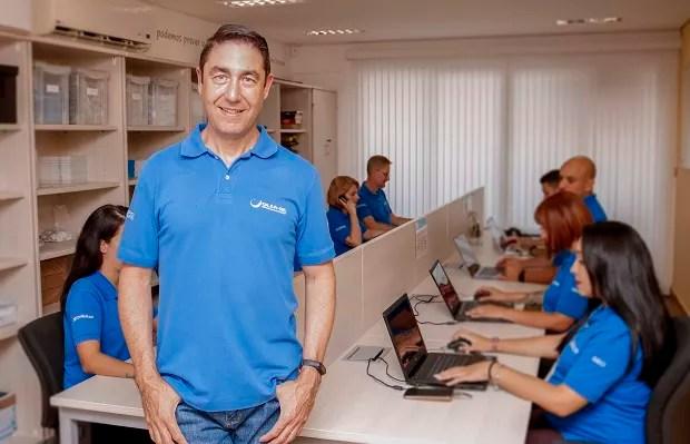 José Rubens Oliva, fundador da Guia-se (Foto: Divulgação)