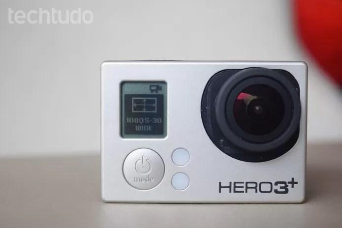 Altere as configurações da sua câmera para reduzir a distorção (Foto: Juliana Pixinine/TechTudo)