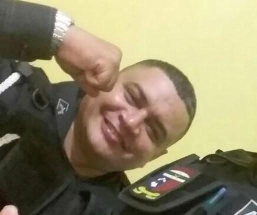 Policial militar Ildonio José da Silva tinha 43 anos — Foto: Reprodução/redes sociais