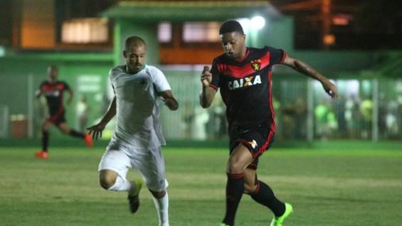 Uma boa vista para o Sport (foto: globoesporte.com)