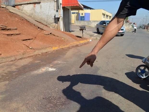 Testemunha revela nova versão para homicídio na periferia de Piracicaba (Foto: Fernanda Zanetti/G1)