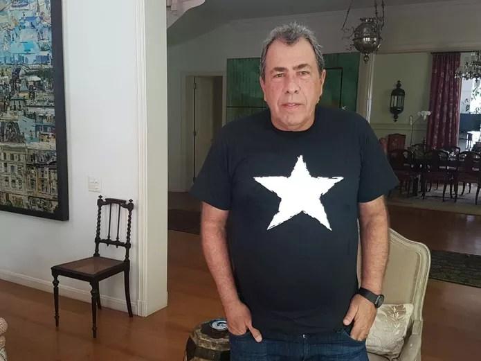 Carlos Augusto Montenegro  — Foto: Marcelo Baltar